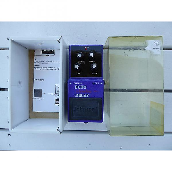 Custom Johnson EAD-2 Analog Echo/Delay pedal