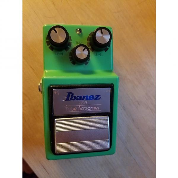 Custom TS9 Tube Screamer with Keeley 808 MOD PLUS