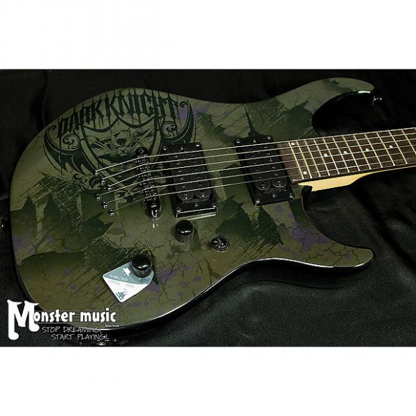 Custom Peavey Predator Series DC Batman Dark Night Electric Guitar