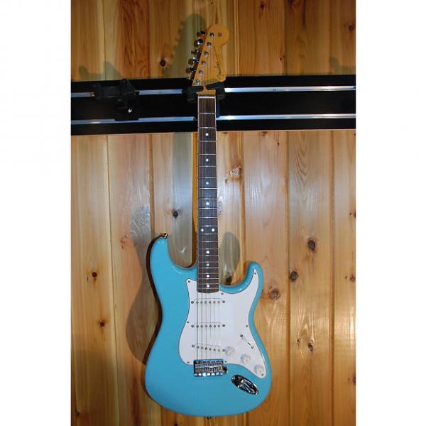 Custom Fender Eric Johnson Stratocaster Tropical Turquoise