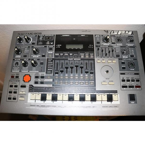 Custom Roland  MC 505 groove box
