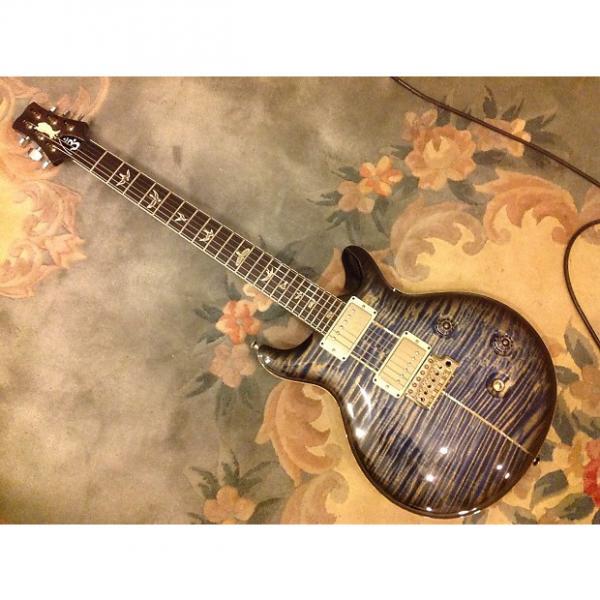 Custom Paul Reed Smith Santana Signature 2011 Faded Blue Jean