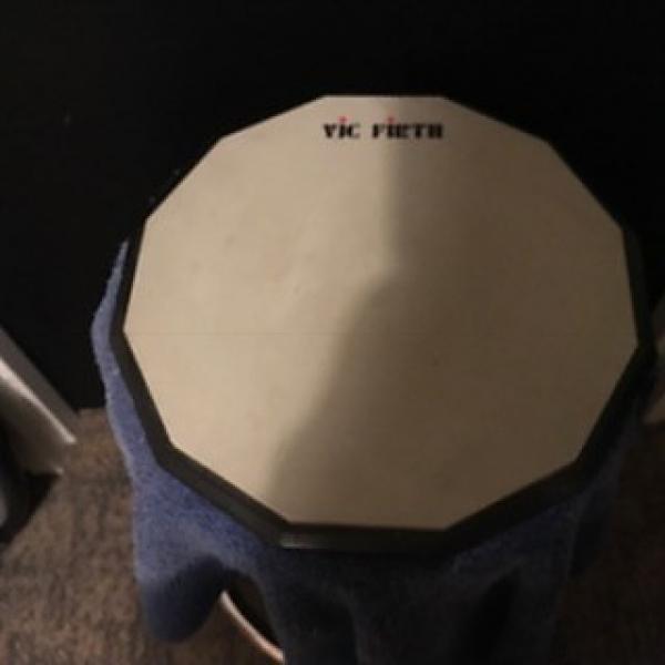 Custom Vic Firth practice pad