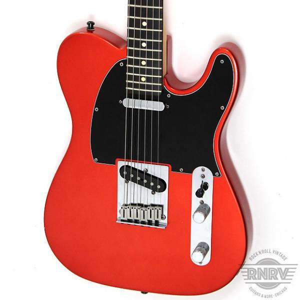 Custom 2003 Fender American Standard Telecaster Tangerine Metallic