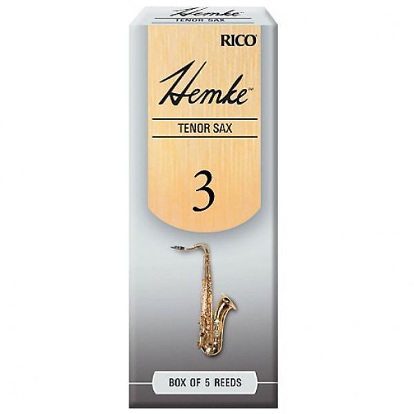 Custom Hemke Tenor Sax Reeds Box 5 - 3