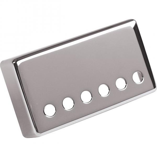 Custom Gibson Bridge Position Humbucker Cover - Chrome