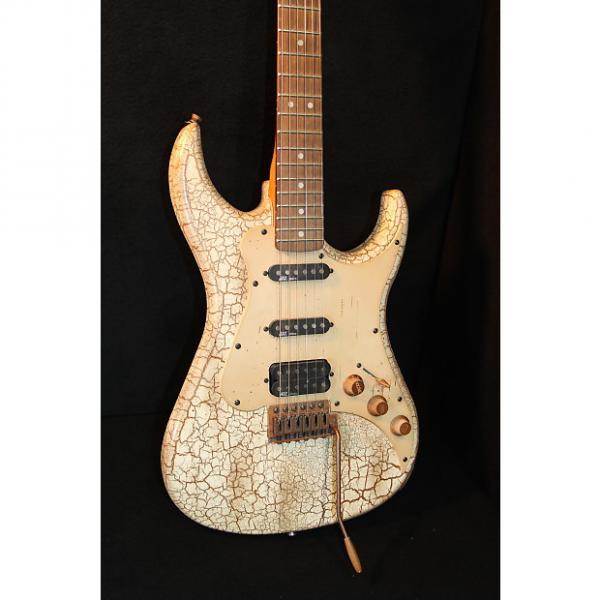 Custom AXL Guitars Marquee Crackle Electric