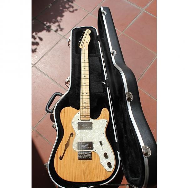 Custom Fender Classic Series '72 Telecaster Thinline w/ Molded Case
