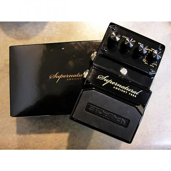 Custom DigiTech Supernatural Ambient Stereo Reverb *Free Shipping*