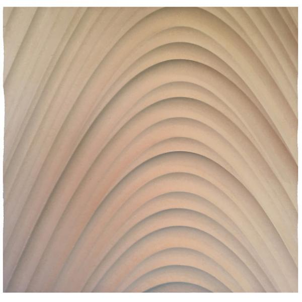 """Custom ReAcoustics Acoustic Wave HDR Diffuser Absorber 2017  24""""x24"""""""