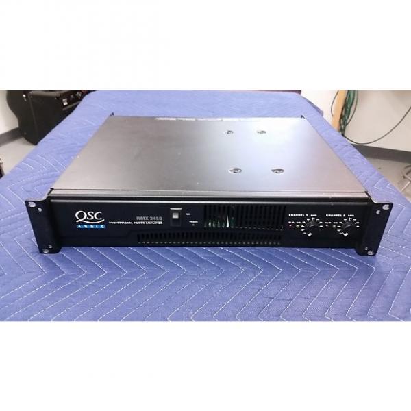 Custom QSC RMX2450 Black