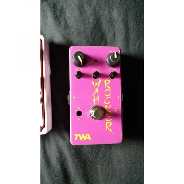 Custom TWA Wah Rocker