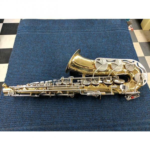 Custom Yamaha YAS-23 Alto Saxophone