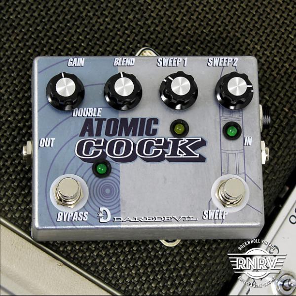 Custom Daredevil Double Atomic Cock