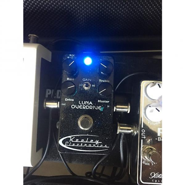 Custom Keeley Luna Overdrive II