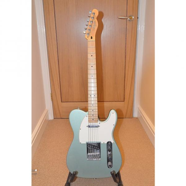 Custom Fender Telecaster 2002 Green