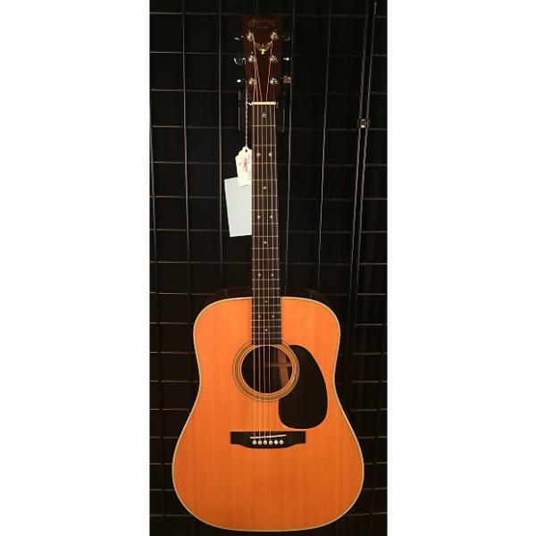 Custom Vintage 1976 Martin Bicentennial D-76 Dreadnought Acoustic Guitar w/ OHSC
