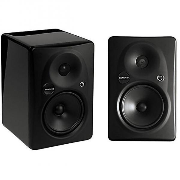 Custom Mackie - HR624 MKII HR-624 MK2 Powered THX Studio Monitors - Pair