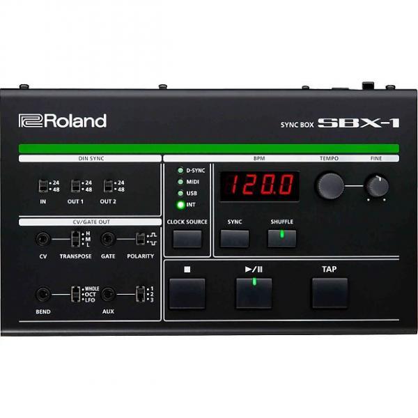 Custom Roland AIRA SBX-1 sync box (Factory Refurb/Full Warranty)