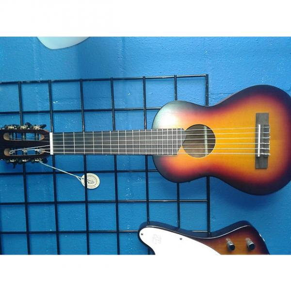 Custom NEW! Guitarlele Electric  Acoustic Electric With Built-in Tuner. 2017 Mahogany