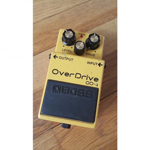 Custom Boss OD-3 Overdrive 1990s Free Shipping