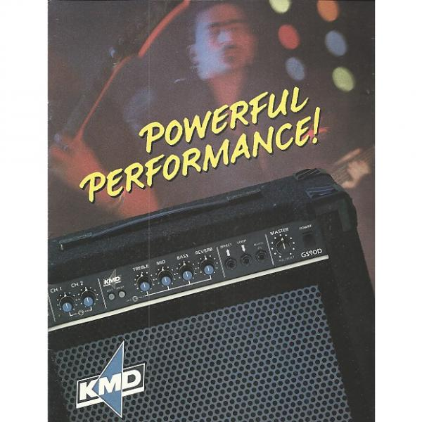 Custom KMD-Catalog