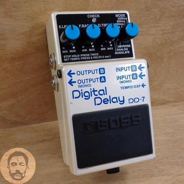 Custom Boss DD-7 Digital Delay Guitar Effects Pedal - Free US Shipping!