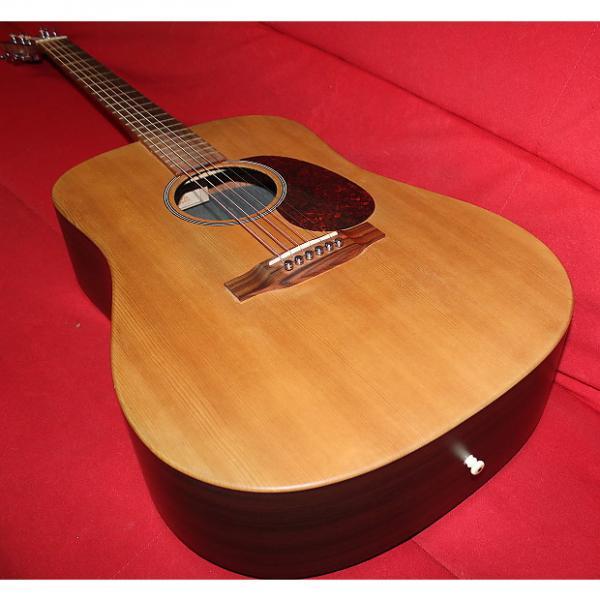Custom Martin DXIR acoustic 6 string guitar