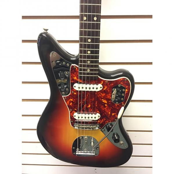 Custom Fender Jaguar 1965 3 Tone Sunburst