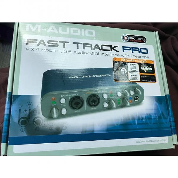 Custom M-Audio Fast Track Pro