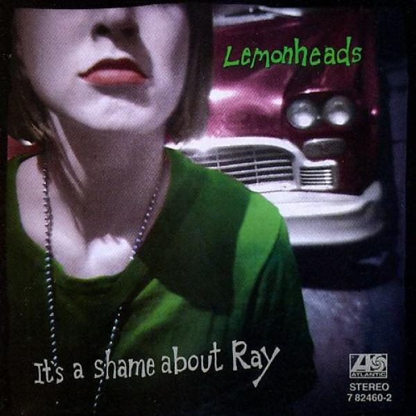 Custom Lemon heads Its A Shame About Ray Music Book