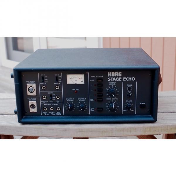 Custom Korg Stage Echo SE-300 Black