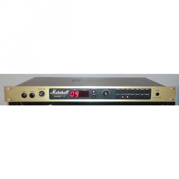 Custom Marshall JMP-1 Tube Preamp. MIDI