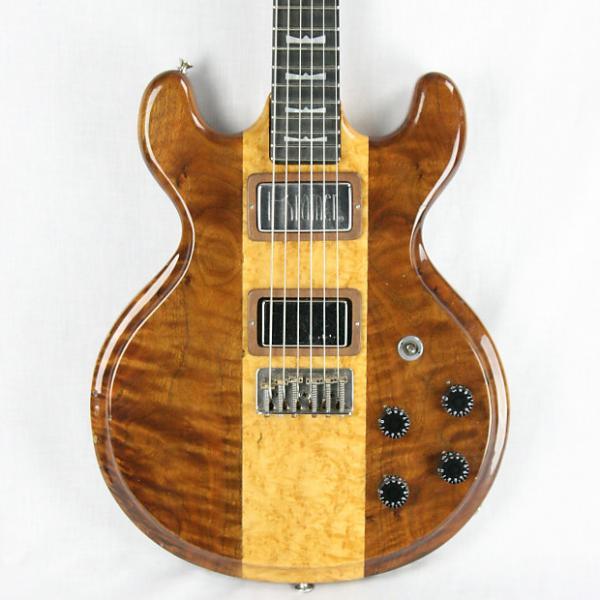 Custom 1977 Kramer 650G Aluminum-Neck Electric Guitar w/ Original Case! 650 Model travis bean