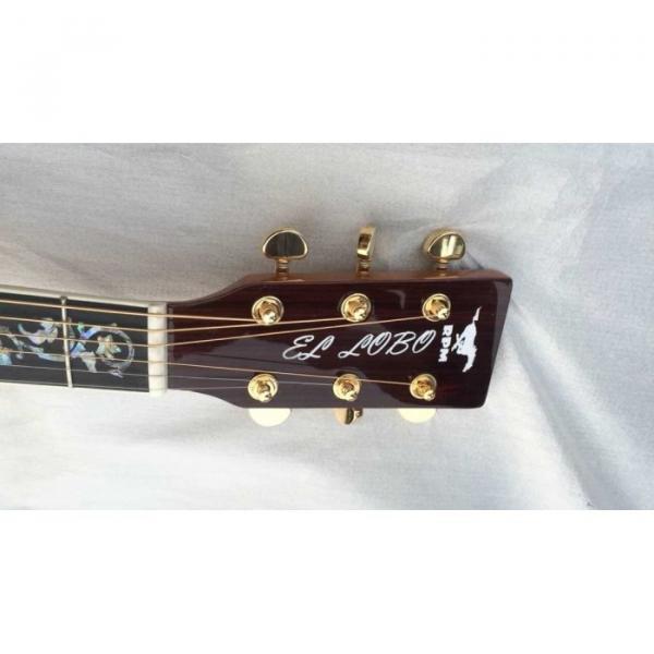 Custom Shop Martin D28 Tobacco Burst Acoustic Electric Guitar Sitka Solid Spruce Top With Ox Bone Nut & Saddler