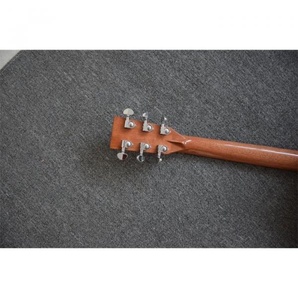 Custom martin strings acoustic Shop guitar martin Martin martin acoustic guitar D28 martin acoustic guitars Tobacco acoustic guitar strings martin Burst Dreadnought Acoustic Guitar Sitka Solid Spruce Top With Ox Bone Nut & Saddler
