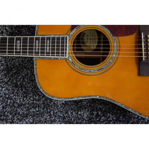 Custom martin acoustic guitar Dreadnought martin acoustic strings D45S martin acoustic guitar strings 1833 martin strings acoustic Martin martin guitar accessories Acoustic Guitar Amber Finish