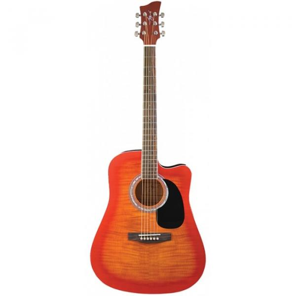 Jay martin Turser martin acoustic guitars JJ-45FCET guitar martin Series martin guitar case Acoustic/Electric martin guitar strings Guitar Cherry Sunburst