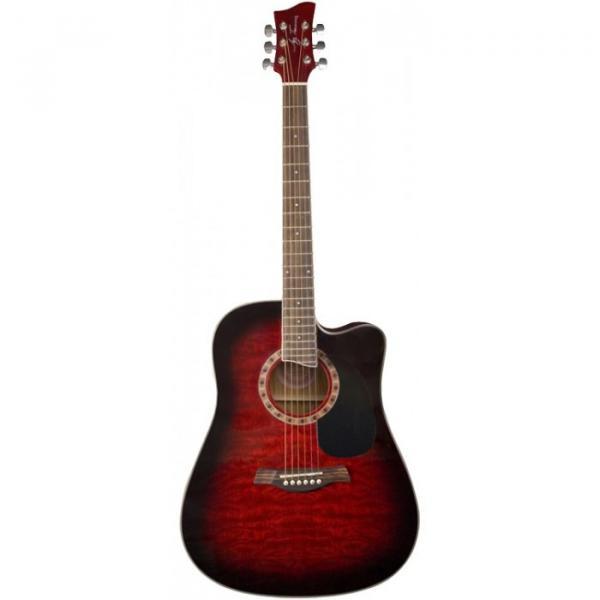 Jay martin guitars acoustic Turser guitar martin JTA454-QCET martin d45 Series martin acoustic strings Acoustic martin guitar case Guitar Red Sunburst