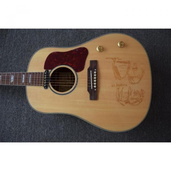 Custom martin guitar Shop martin acoustic guitars John martin guitar strings acoustic medium Lennon martin acoustic guitar  martin guitar strings J160e Natural Acoustic Guitar