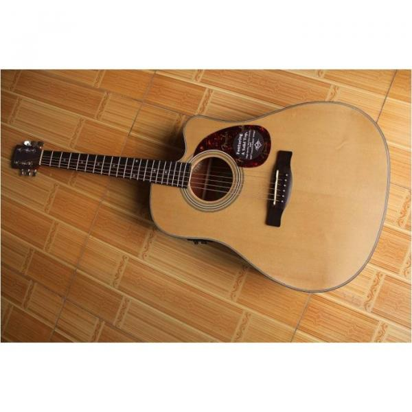 """Custom martin strings acoustic Cutaway dreadnought acoustic guitar 41"""" martin d45 Acoustic martin guitars Guitar martin guitar strings acoustic medium Solid Spruce Top With EQ"""
