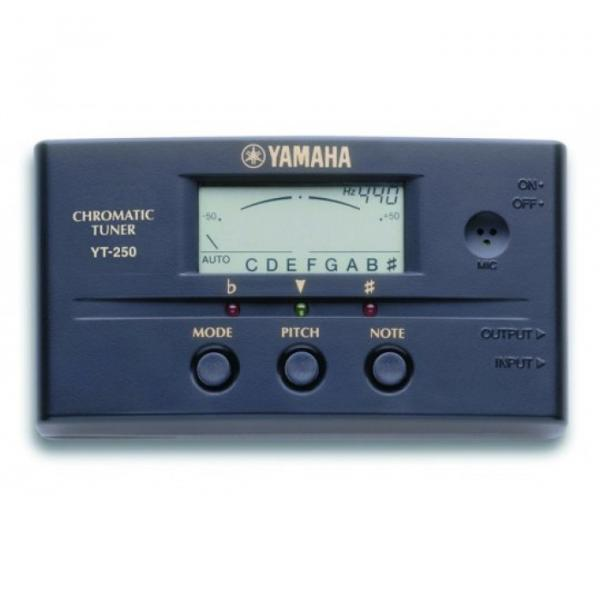 Yamaha Guitar & Bass Chromatic Tuner By M&M