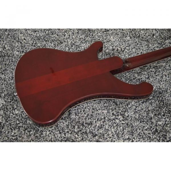 Custom Shop Wine Red 4 String 4003 Electric Bass
