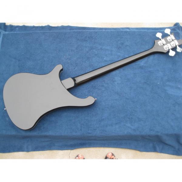 Custom Shop Rickenbacker Black 4003 Bass