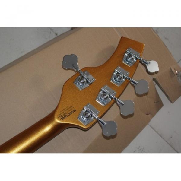 Custom Shop Passive Pickups Bongo Music Man Gold 5 Strings Bass