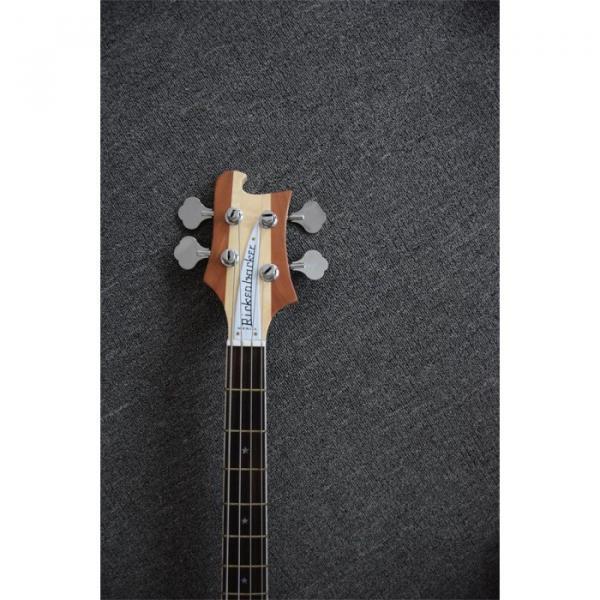 Custom Shop Lemmy Kilmister  4003 Natural Neck Through Bass