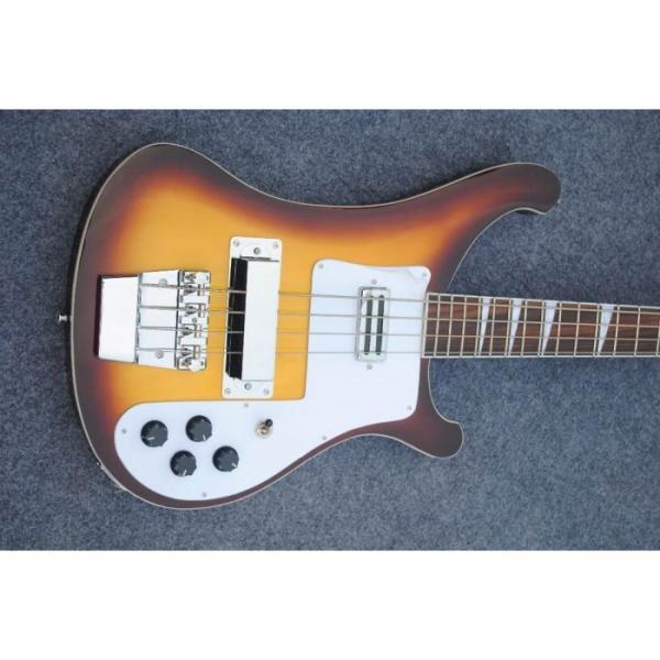 Custom Made 4003 TobaccoGlo Electric Bass