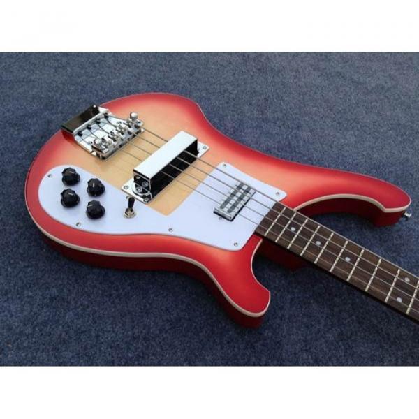Custom 4003 Shop Rickenbacker Fireglo Natural Bass