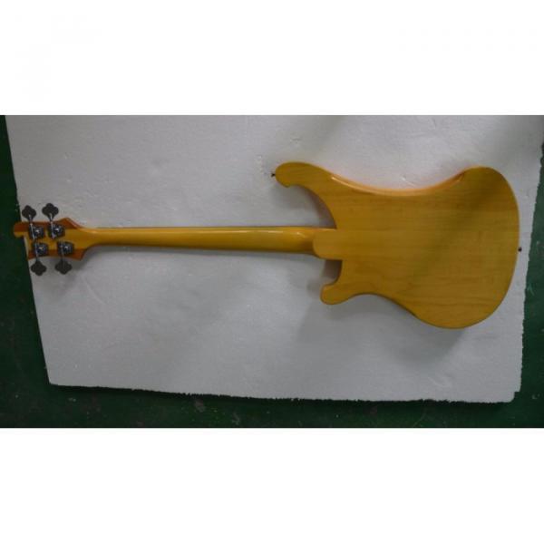 Custom 4003 Natural No Bindings Bass