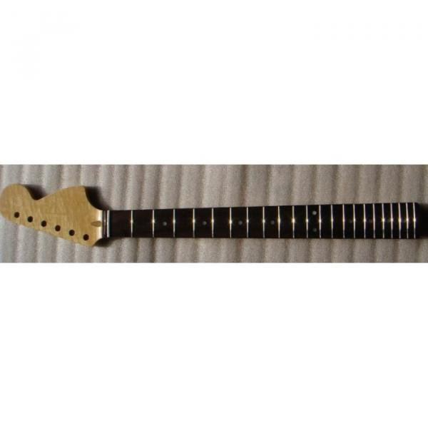 Unfinished Electric Guitar Large CBS Neck
